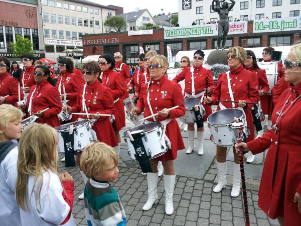Trumslagare Narvik 2013