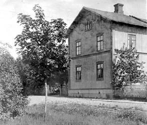 Här bodde familjen Wikdahl